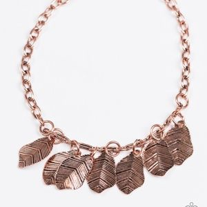 Bright Flight - Copper bracelet